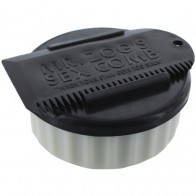 7a016ae94339 Sex Wax Container and Comb - White/Black