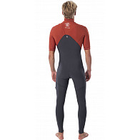 Rip Curl E-Bomb S/S 2mm Zip Free Wetsuit