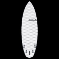 Superbrand The Vapors Superflex Surfboard