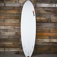 Torq Mod Fish 7'2 x 22 1/2 x 3 Surfboard - Pinline