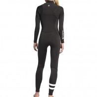 Hurley Women's Advantage Plus 4/3 Chest Zip Wetsuit