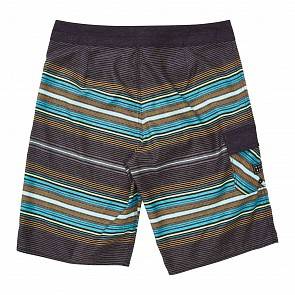 Billabong All Day Stripe OG Boardshorts - Charcoal