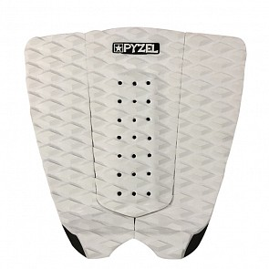 Pyzel Surfboards Arch Traction - White
