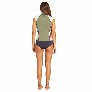 Billabong Women's Captain 1mm Spring Wetsuit