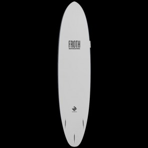 Boardworks Froth 9'0 Funboard - Denim