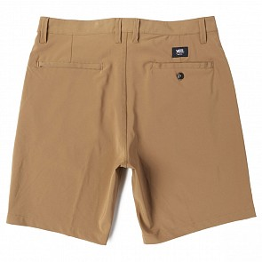 Vans Authentic Stretch Shorts - Dirt