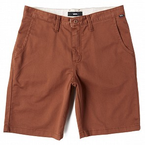 Vans Authentic Stretch Shorts - Tortoise Shell