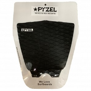 Pyzel Surfboards Flat Traction - Black