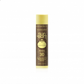Sun Bum Original SPF 30 Lip Balm - Banana
