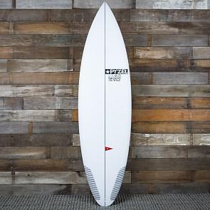 Pyzel Ghost 6'5 x 20 3/8 x 3 Surfboard - Deck