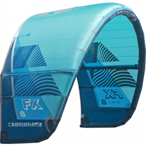 Cabrinha FX Kite - Blue