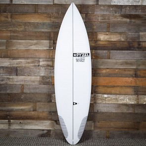 Pyzel Ghost 6'3 x 20 x 2 3/4 Surfboard - Deck