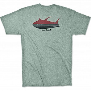 Channel Islands Yin Fish T-Shirt - Athletic Heather