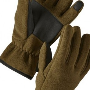 Patagonia Synchilla Fleece Gloves - Sediment