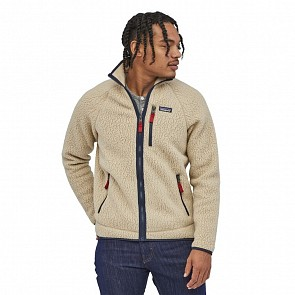 Patagonia Retro Pile Fleece Jacket - El Cap Khaki