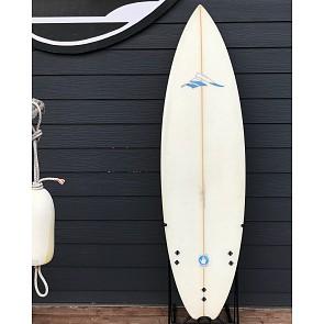 Nuevo Esperanza 6'0 x 18 1/2 x 2 1/4 Used Surfboard