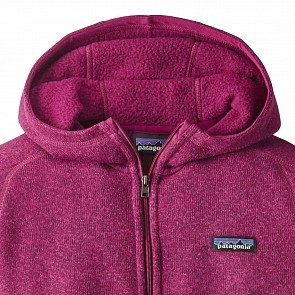 Patagonia Women's Better Sweater Zip Hoodie - Magenta