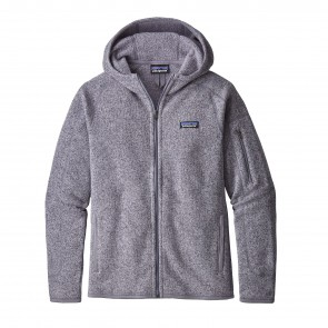Patagonia Women's Better Sweater Full-Zip Fleece Hoody - Smokey Violet
