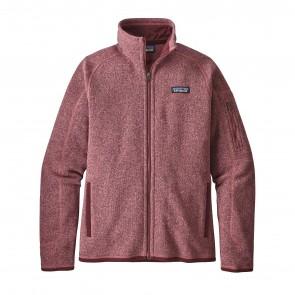 Patagonia Women's Better Sweater Fleece - Kiln Pink