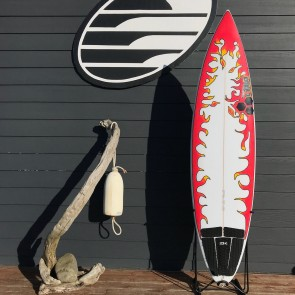 Channel Islands K Step 6'6 x 18 3/4 x 2 3/8 Used Surfboard - Top