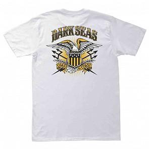 Dark Seas Freedom Cry T-Shirt - White