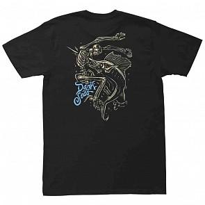 Dark Seas Spearhead T-Shirt - Black