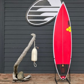 Channel Islands Taco Grinder 6'5 x 19 x 2 9/16 Used Surfboard - Top