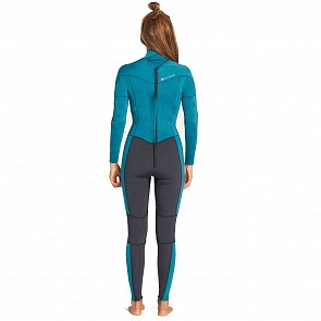 Billabong Women's Furnace Synergy 3/2 Back Zip Wetsuit - 2018