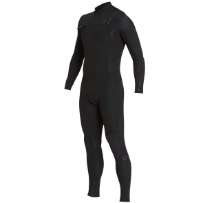 Billabong Furnace Absolute GBS 3/2 Chest Zip Wetsuit - Black