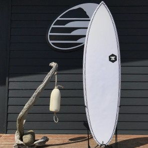 7S - Slipstream 6'6 20 23 x 2 58 37.1L Used Surfboard - Top