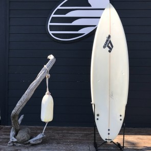 J7 Surfboards 6'4 x 19 1/2 x 2 5/8 Used Surfboard