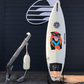 Arakawa  GX  6'3 x 19 x 2.5 30L Used Surfboard - Top
