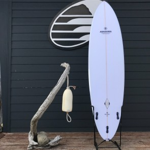 Eric Arakawa - Holy Moli 7'2 x 21 x 2.75 Used Surfboard
