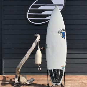 Libtech Sub Buggy 5'10 19 x 2.32 27.6L Used Surfboard - Top