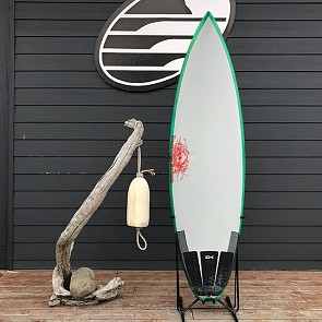 Bauer 5'11 x 19 x 2 3/8 Used Surfboard - Top