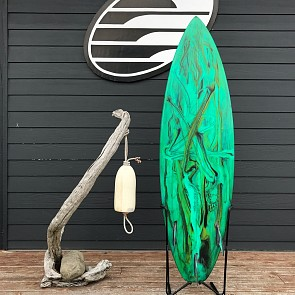 Bauer 5'11 x 19 x 2 3/8 Used Surfboard