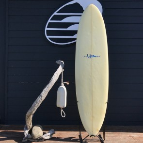 """Yater Surfboards Egg 6'10"""" x 21 x 2 34 - Top"""