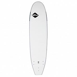 Softech Handshaped 8'0 Soft Surfboard - Grey
