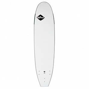 Softech Handshaped 8'4 Soft Surfboard - Grey