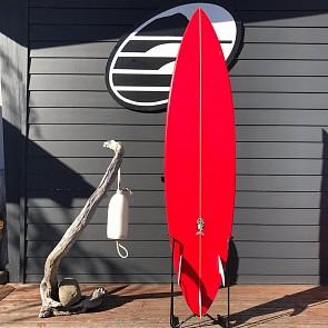 Wayne Lynch Semi Gun 7'2 x 18 1/2 x 2 3/8 Used Surfboard