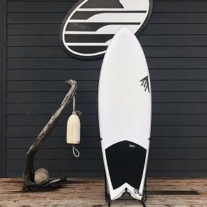 Firewire Go Fish 5'5 x 20 3/8 x 2 1/4 Used Surfboard - Top