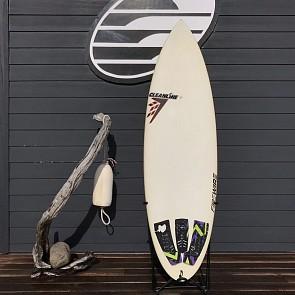 Firewire Dominator 5'8 x 20 x 2 3/8 31L Used Surfboard - Top