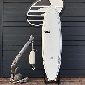 7S Superfish 6'8 x 21 x 2 3/4 - Used Surfboard - Deck