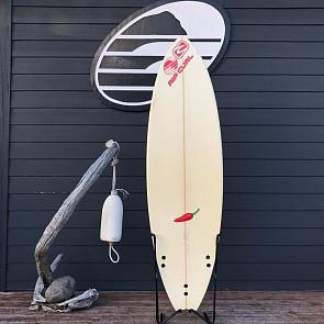 Rip Curl / Chilli Surfboard 6'4 x 20 1/4 x 2 3/8 Used Surfboard