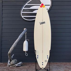 Channel Islands Black Beauty 6'3 x 18 3/4 x 2 1/2 Used Surfboard