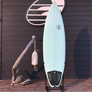 Barber Surfboards 6'0 x 19 5/8 x 2 7/16 Used Surfboards - Deck