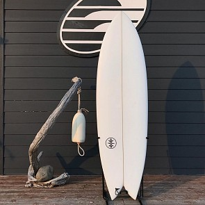 Barber Surfboards 5'11 x 20 x 2 1/2 Used Surfboard - Deck
