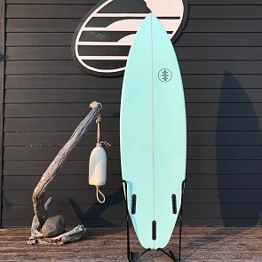 Barber Surfboards 6'0 x 19 5/8 x 2 7/16 Used Surfboard