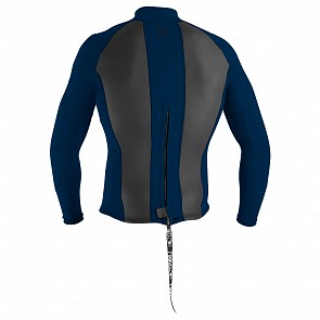 O'Neill O'Riginal  2/1 Back Zip Long Sleeve Jacket - Abyss