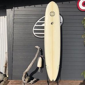 Blue Surfboard 9'2 x 22 3/4 x 3 /14 Used Surfboard - Deck